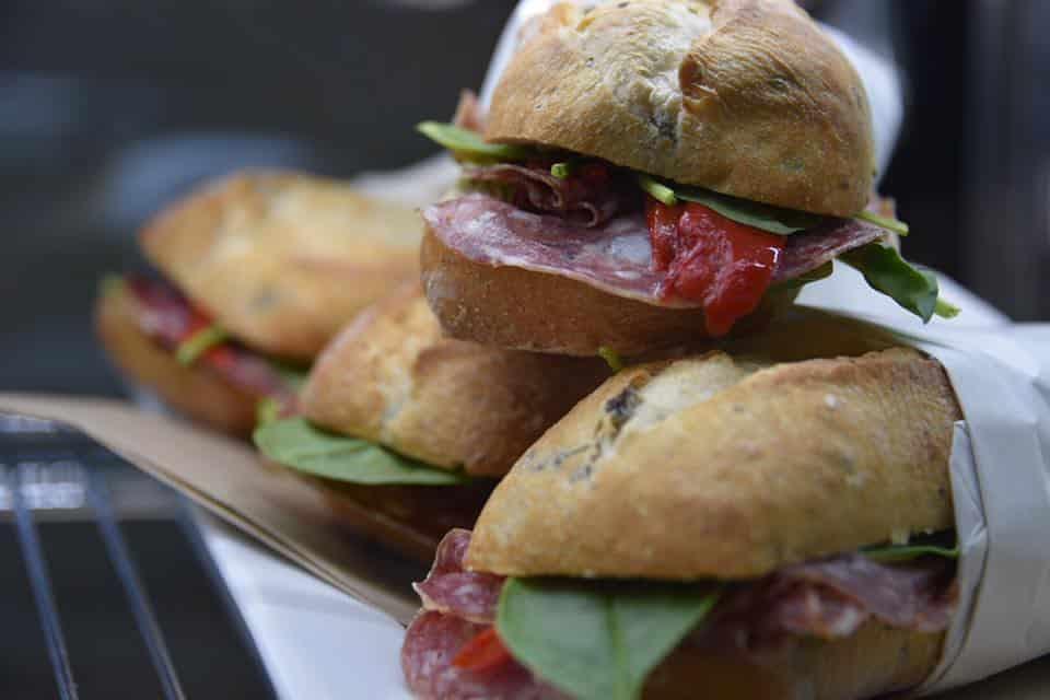Trader Jack's Sandwiches