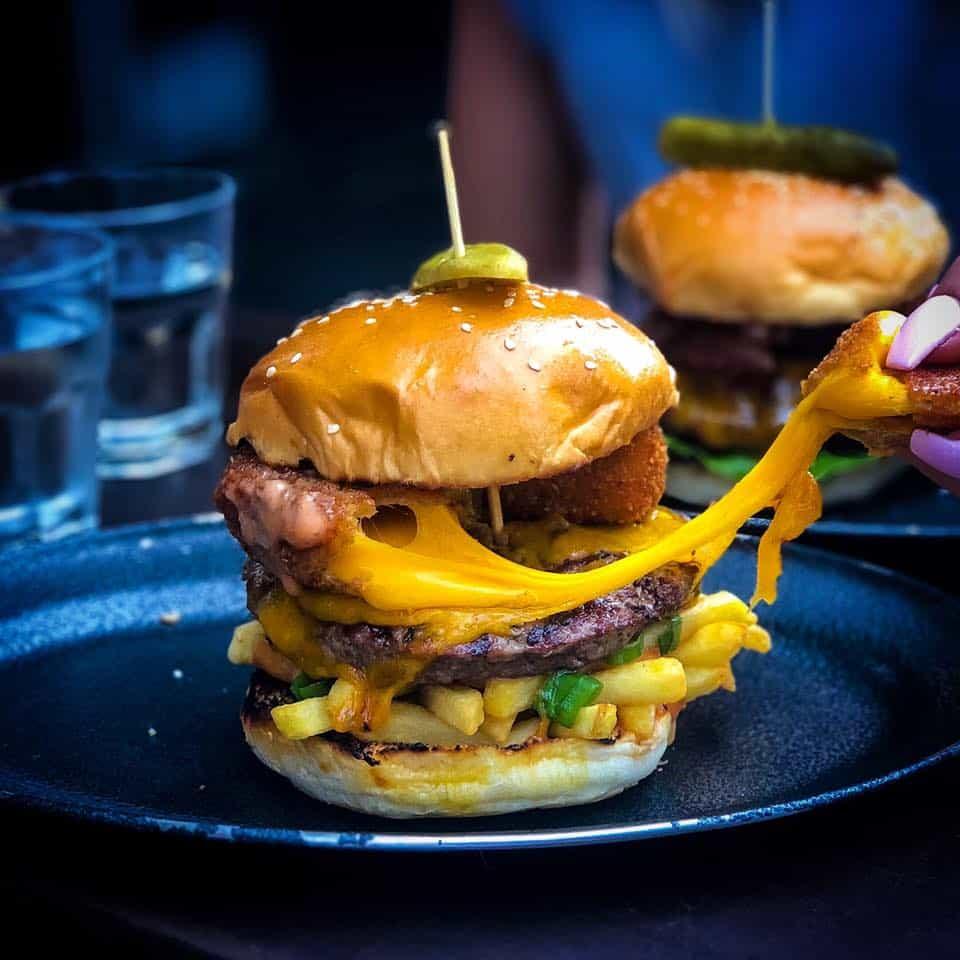 The best burgers in Brisbane
