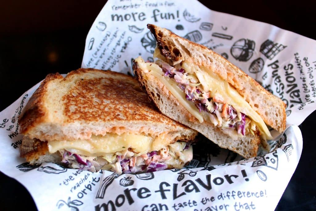 Zingerman's Sandwiches