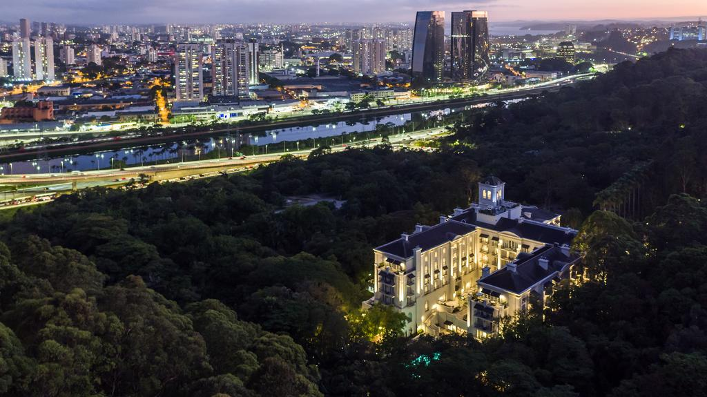 The 7 Best Hotels in Sao Paulo