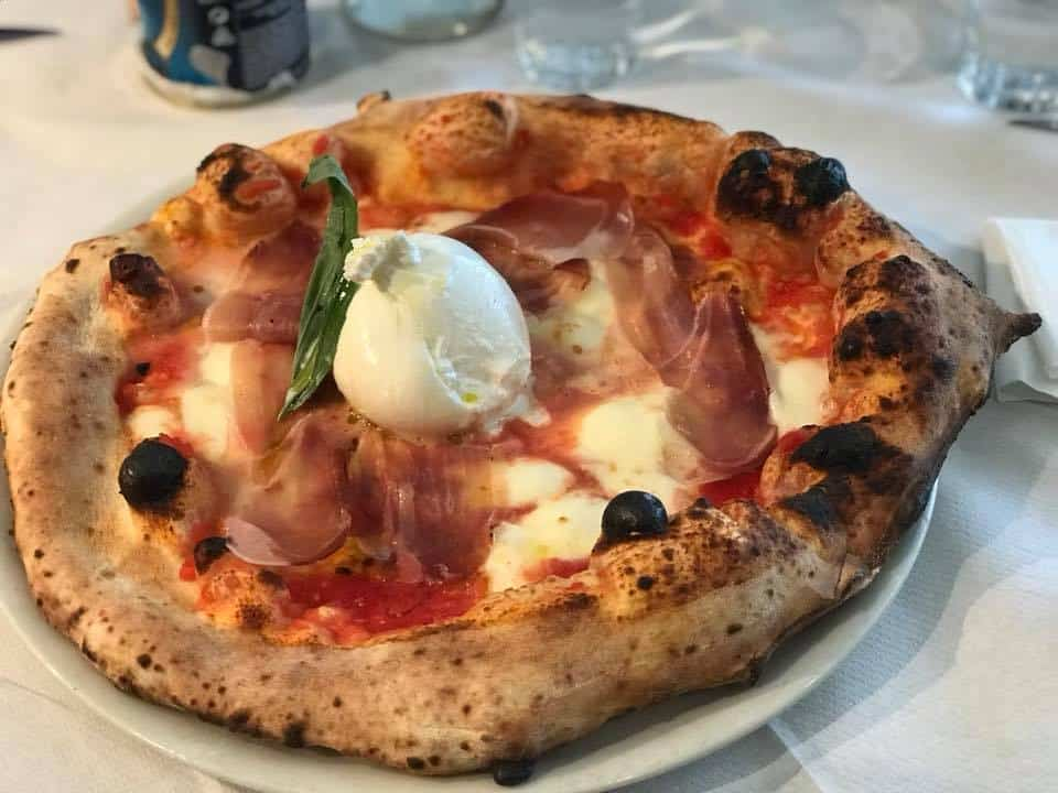 The 7 Best Pizzas In Edinburgh Big 7 Travel Food Guides