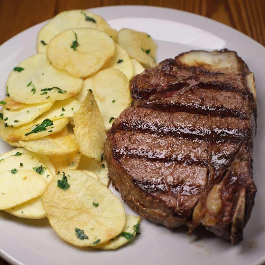 El Pobre Luis Steak