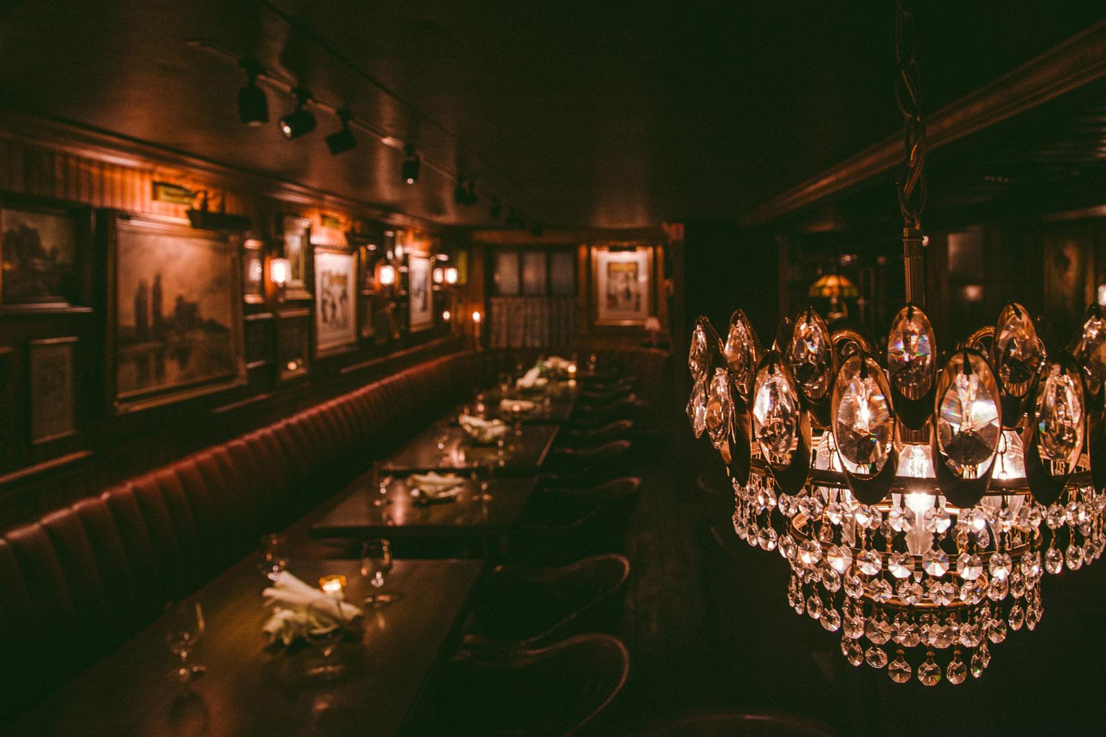 4 Charles Prime Rib Burger in NY