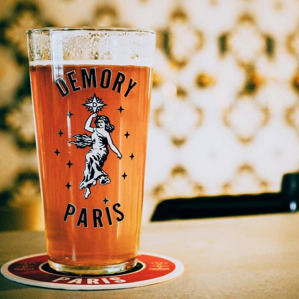 L'Intrepide Craft Beer In Paris
