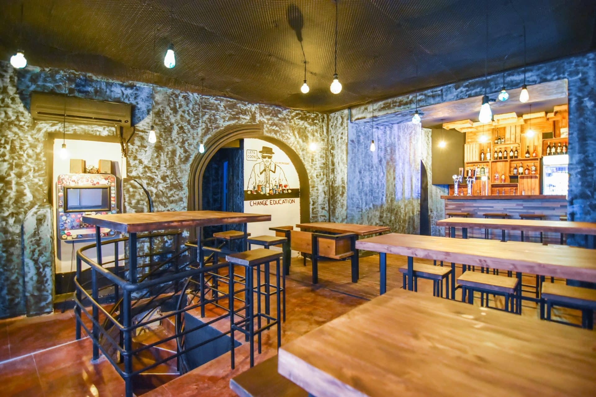 The 7 Best Bars In Tbilisi