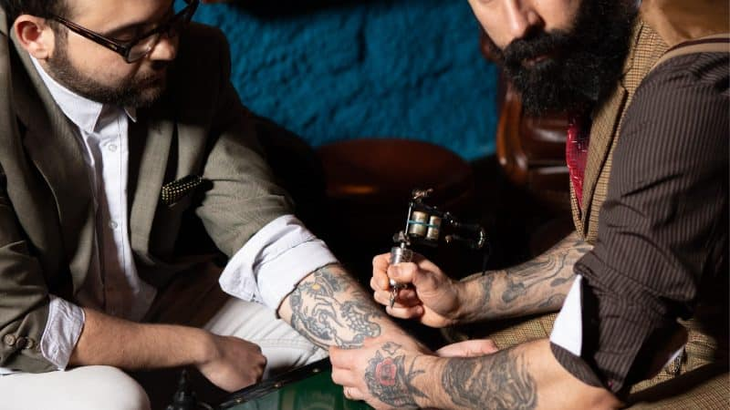 The 7 Best Tattoo Parlours In Europe