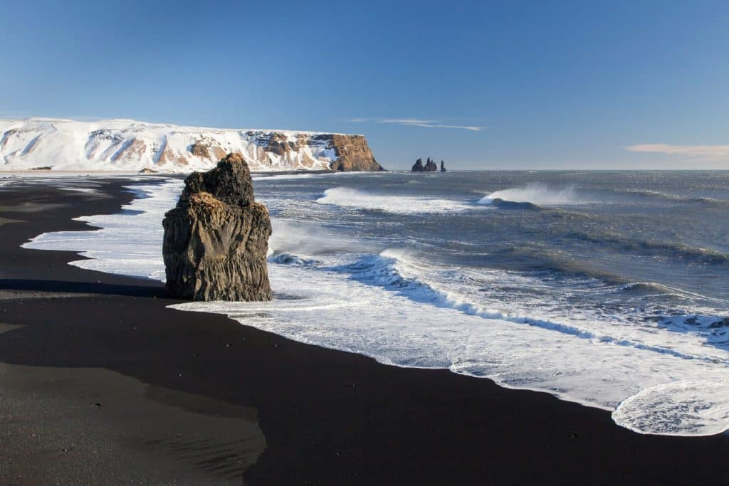 Reynisfjara Beaches
