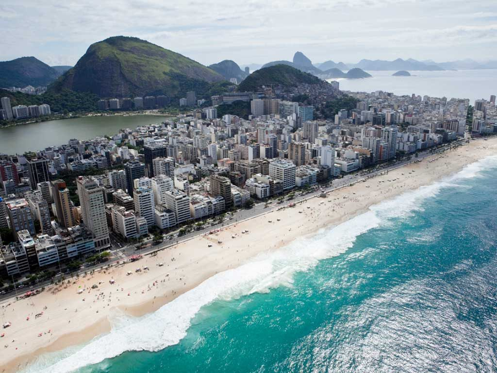 Ipanema Beaches