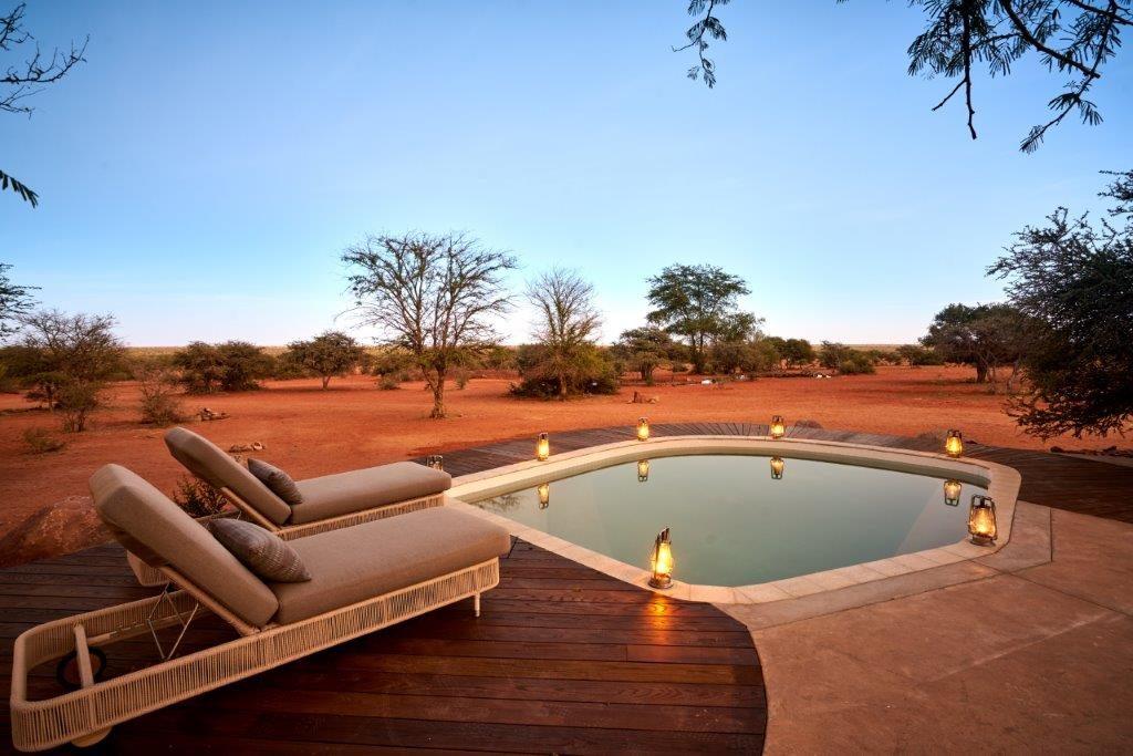 Tswalu Kalahari in Africa