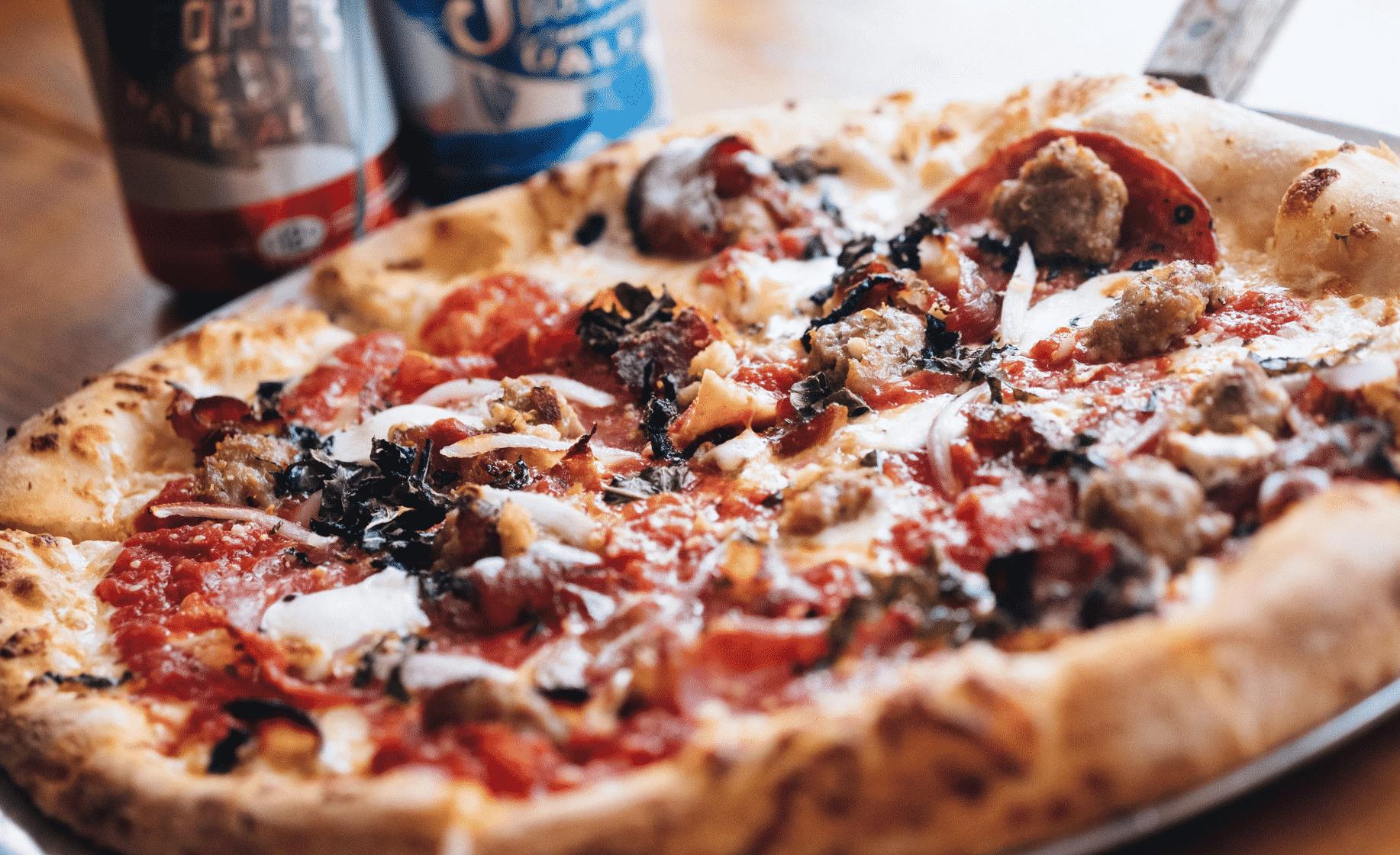 V Pizza, San Marco in Florida
