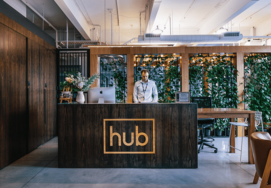 Hub Southern Cross in Melbourne