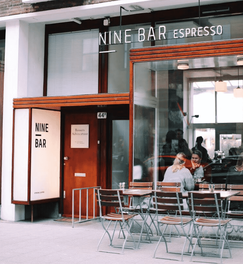 Nine Bar Cafe