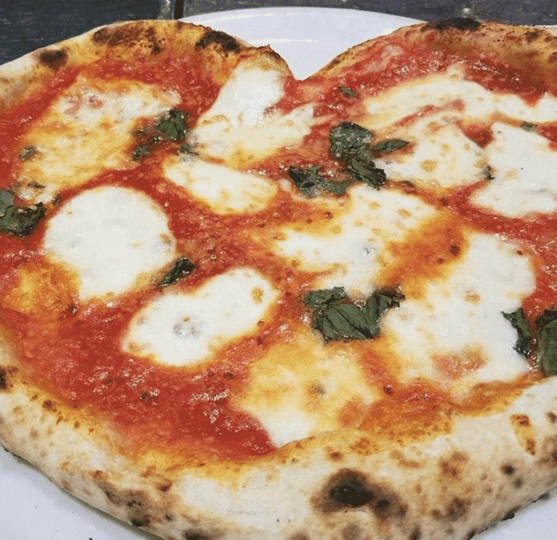 Pastoral ARTisan Pizza in Boston