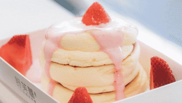 The Fluffy Soufflé Pancakes