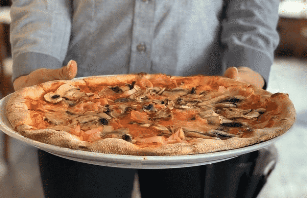 Pizzeria Ristorante Corleone in Prague
