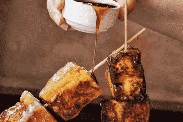 Daily Drool #16: French Toast Skewers