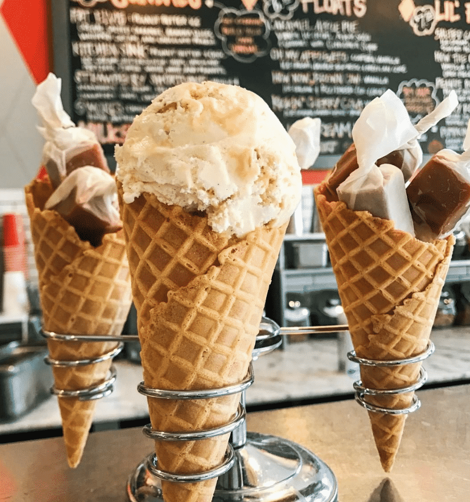 Churn Ice Cream in America