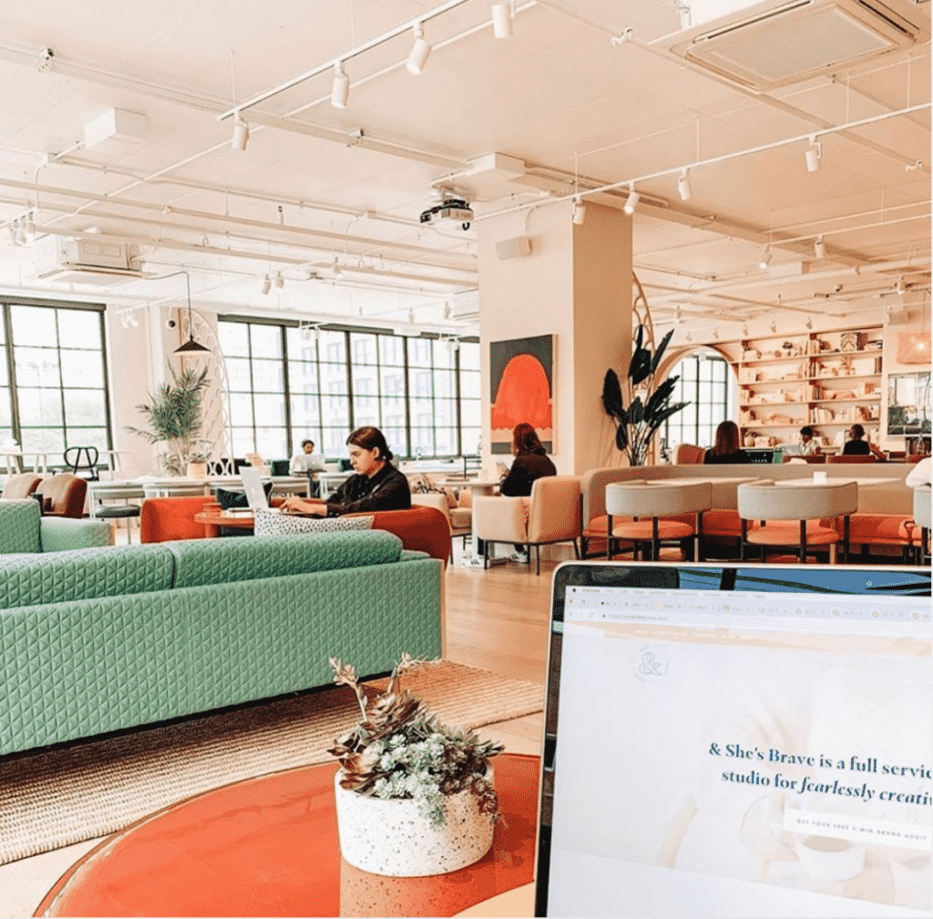 The Wing co-working in New York City