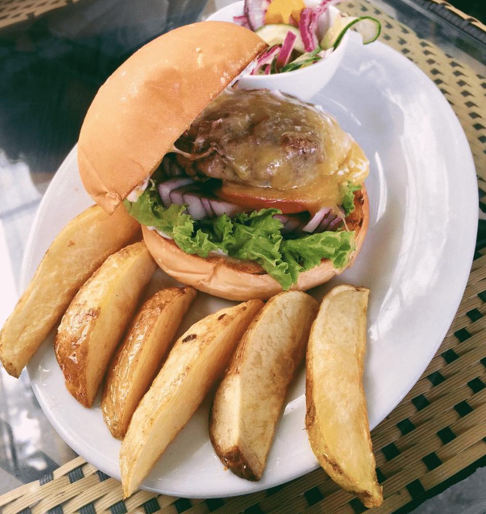 Home38 Burger