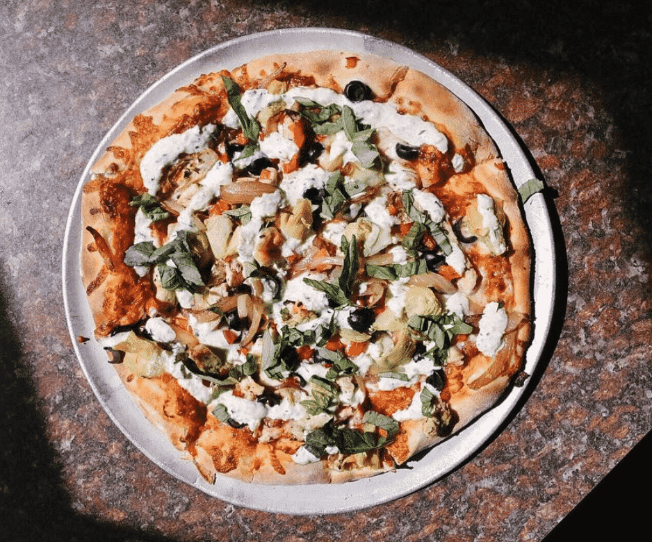 The Brew Brothers Pizza