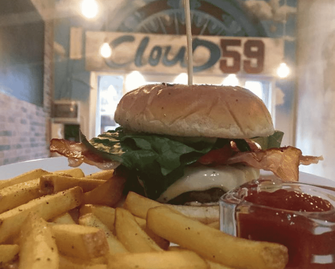 Cloud 59 Burgers In Florence