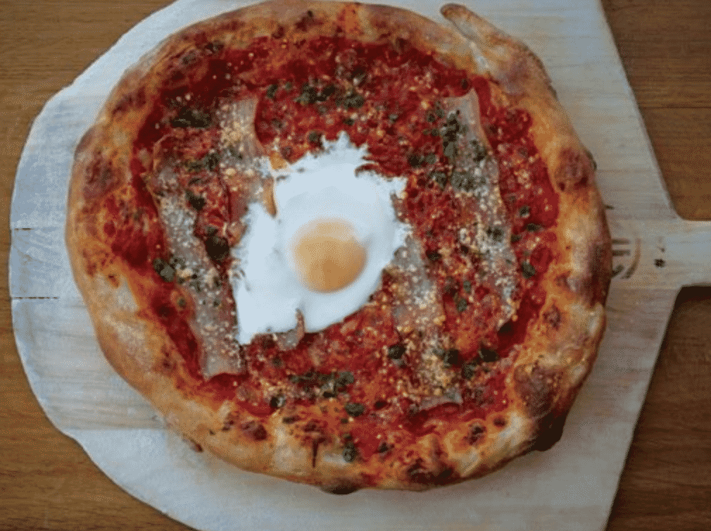 Gialina Pizza in San Francisco