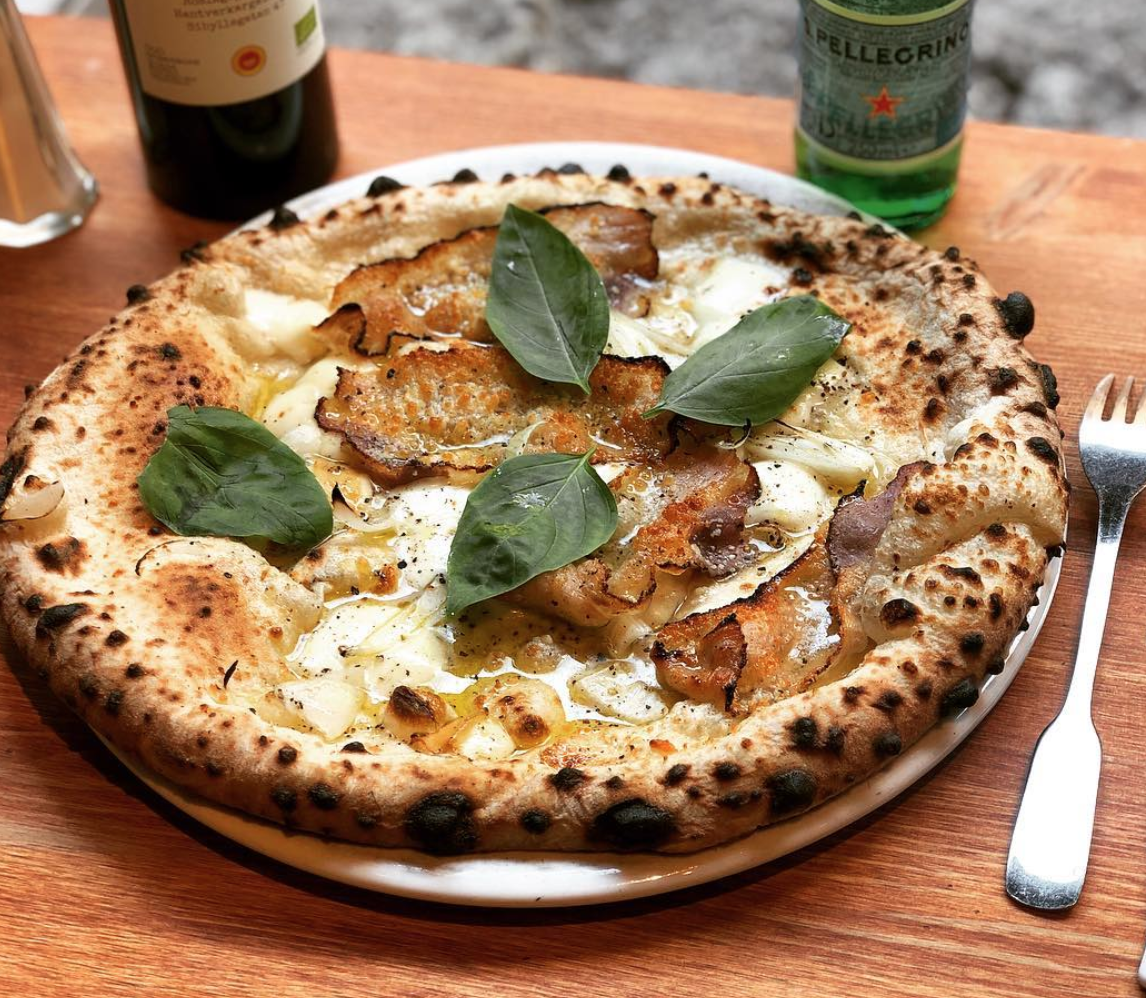Meno Male Pizza