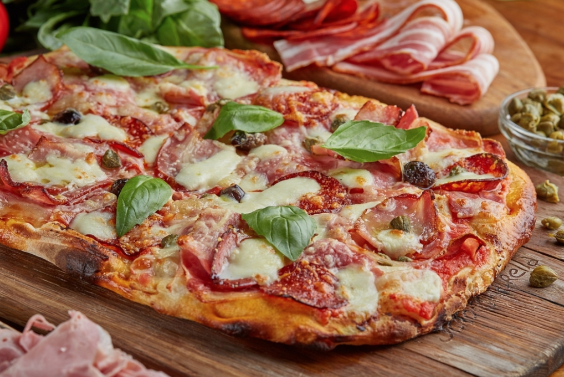 Best Moscow Pizza restaurants