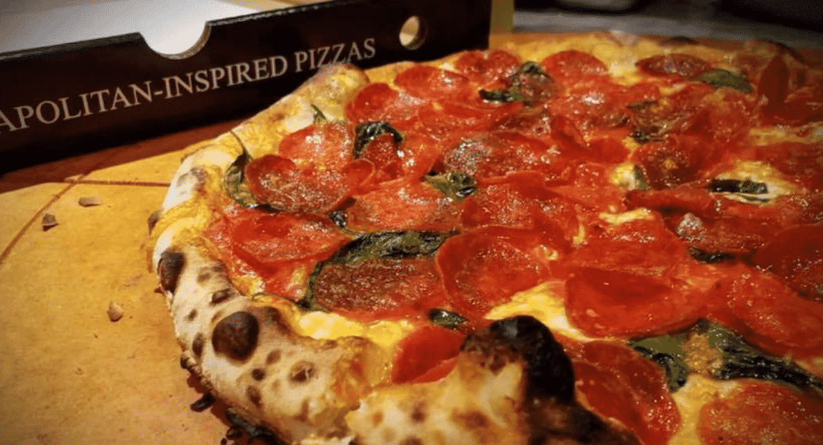 Mother of Pizzas in Hong Kong