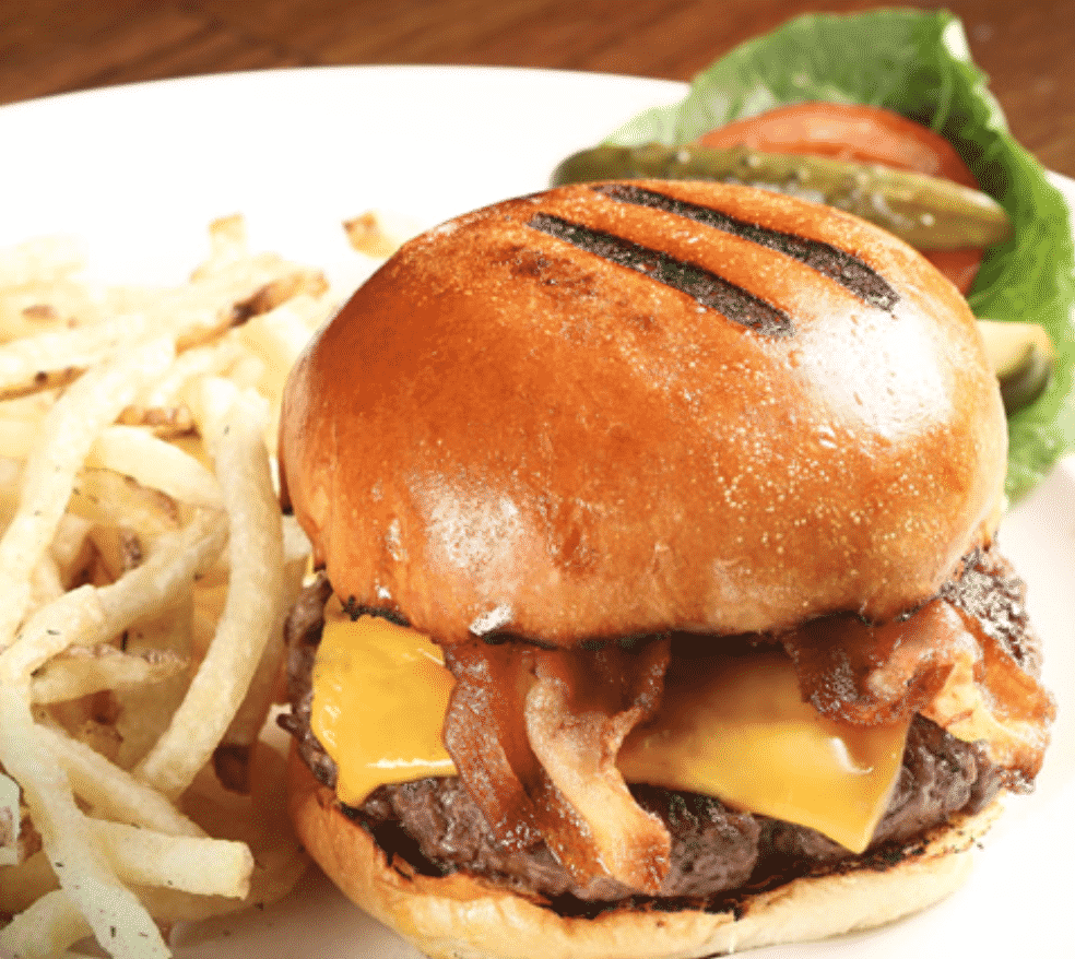 Ugly American Bar & Grill Hamburger