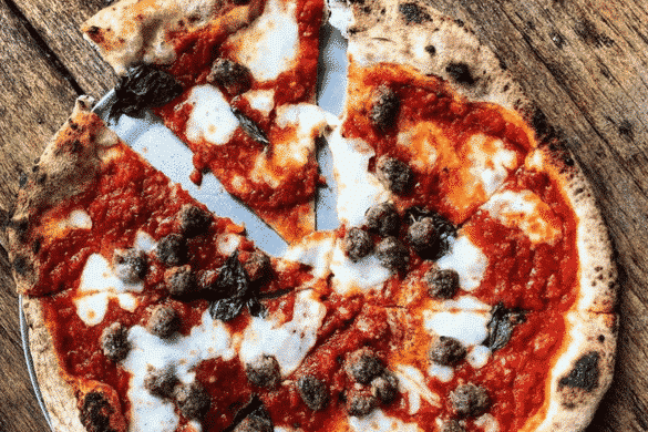 The 7 Best Atlanta Pizzas izza