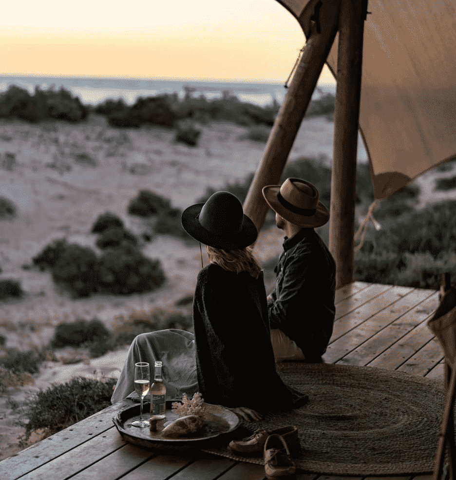 Sal Salis Ningaloo Reef Safari Camp