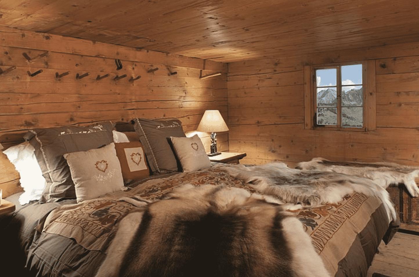 Walig Hut, Gstaad Palace Detox