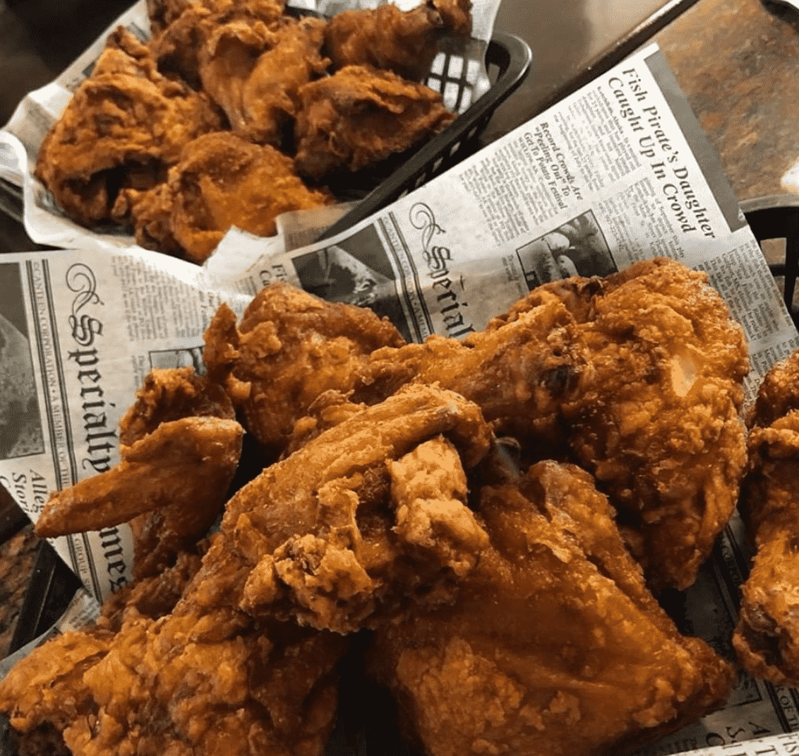 Lettie's Kitchen Fried Chicken in America