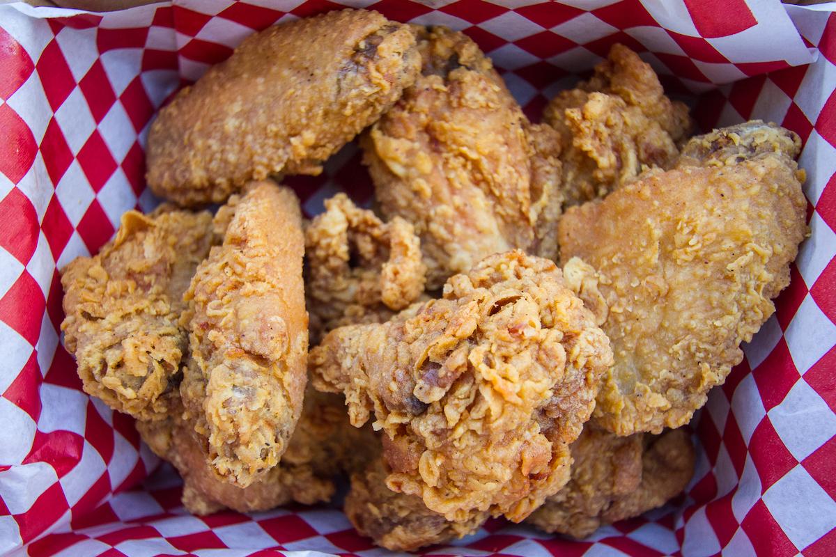 Vons Chicken in America