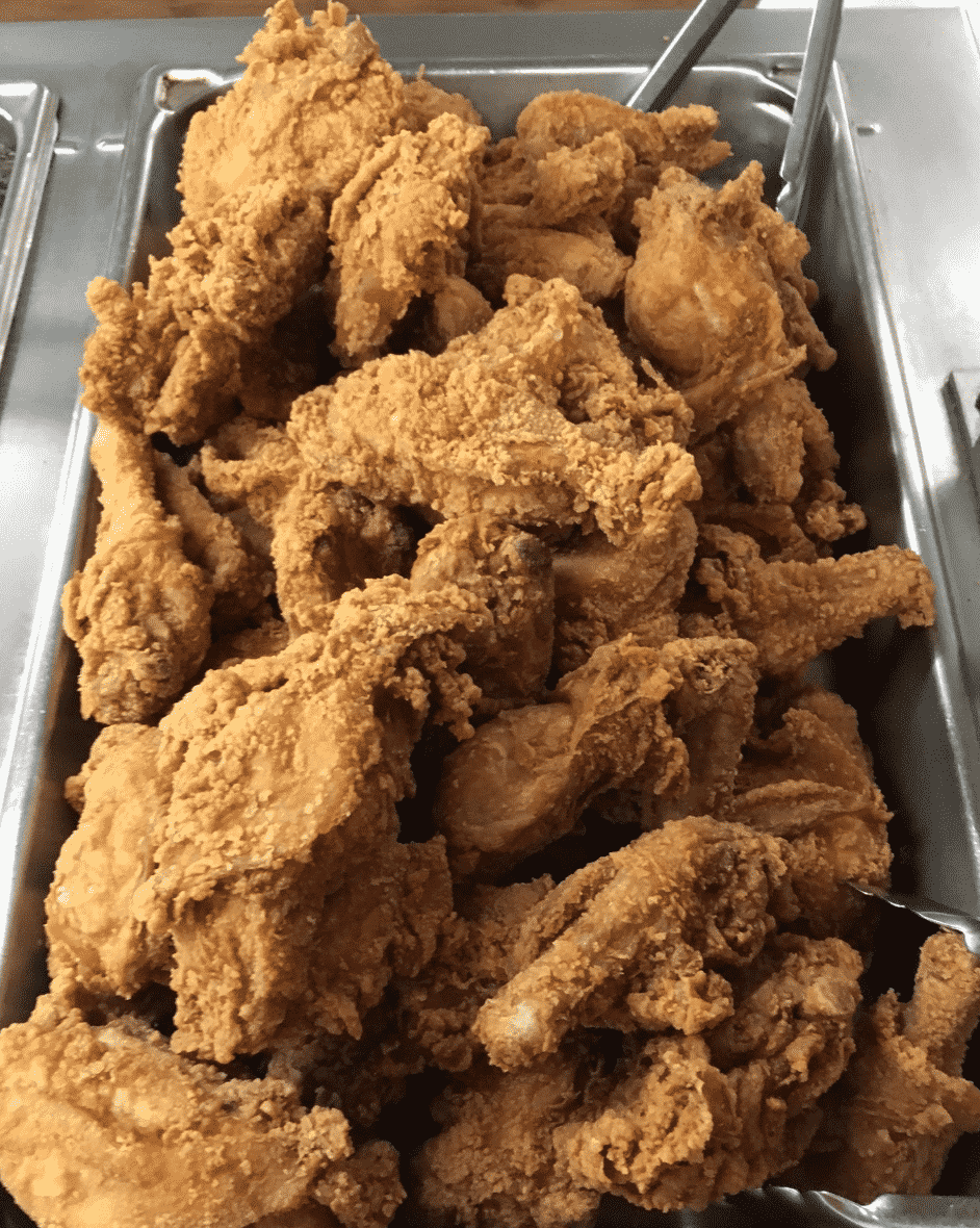 Old Country Store Fried Chicken