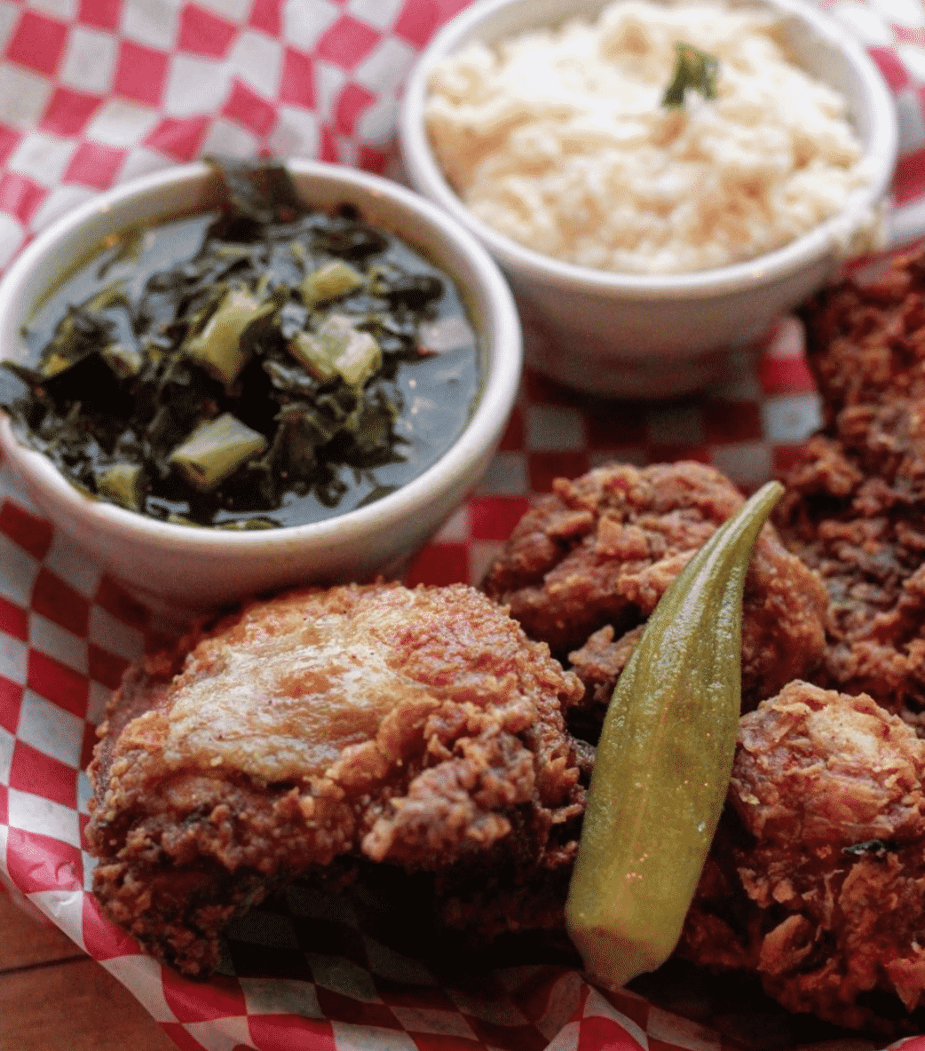 Roost Fried Chicken in America