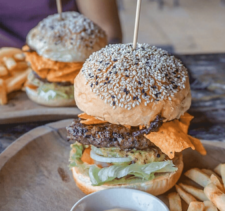 WACKO Burger Cafe in Bali