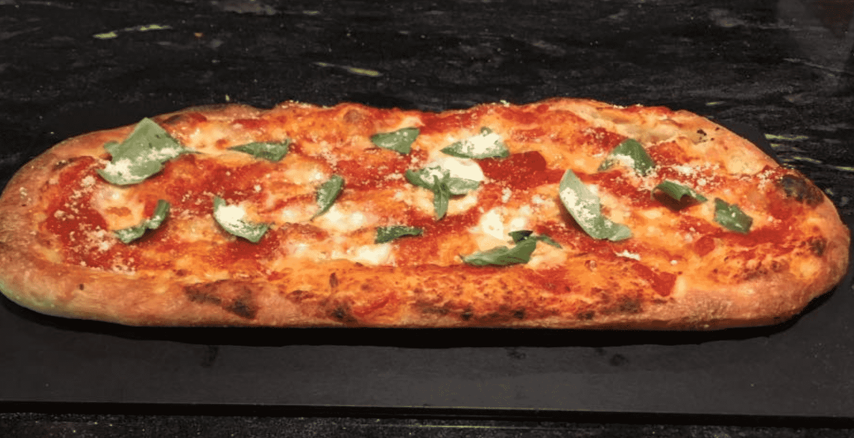 Tomaso Grilled Pizza