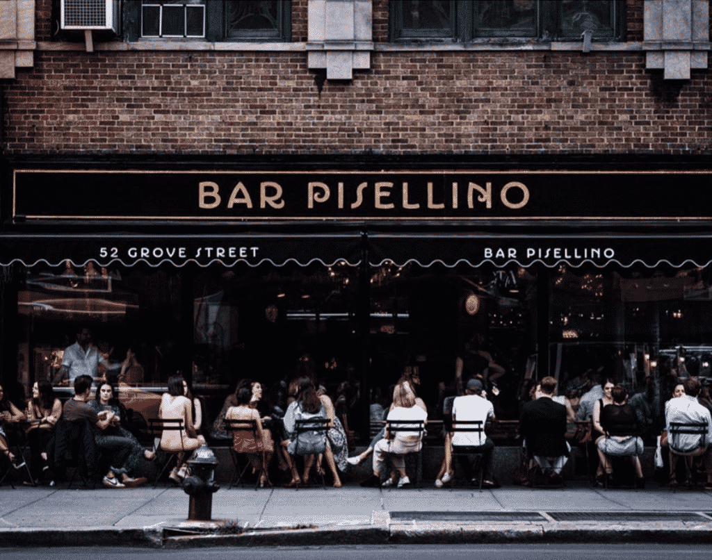 Bar Pisellino in New York