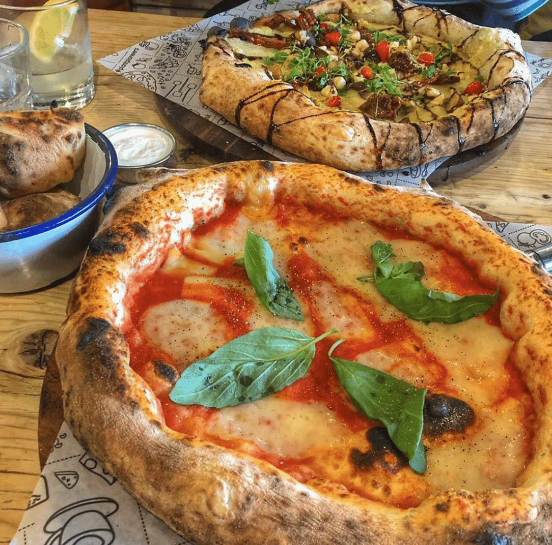 Vegan Pizza in Brighton