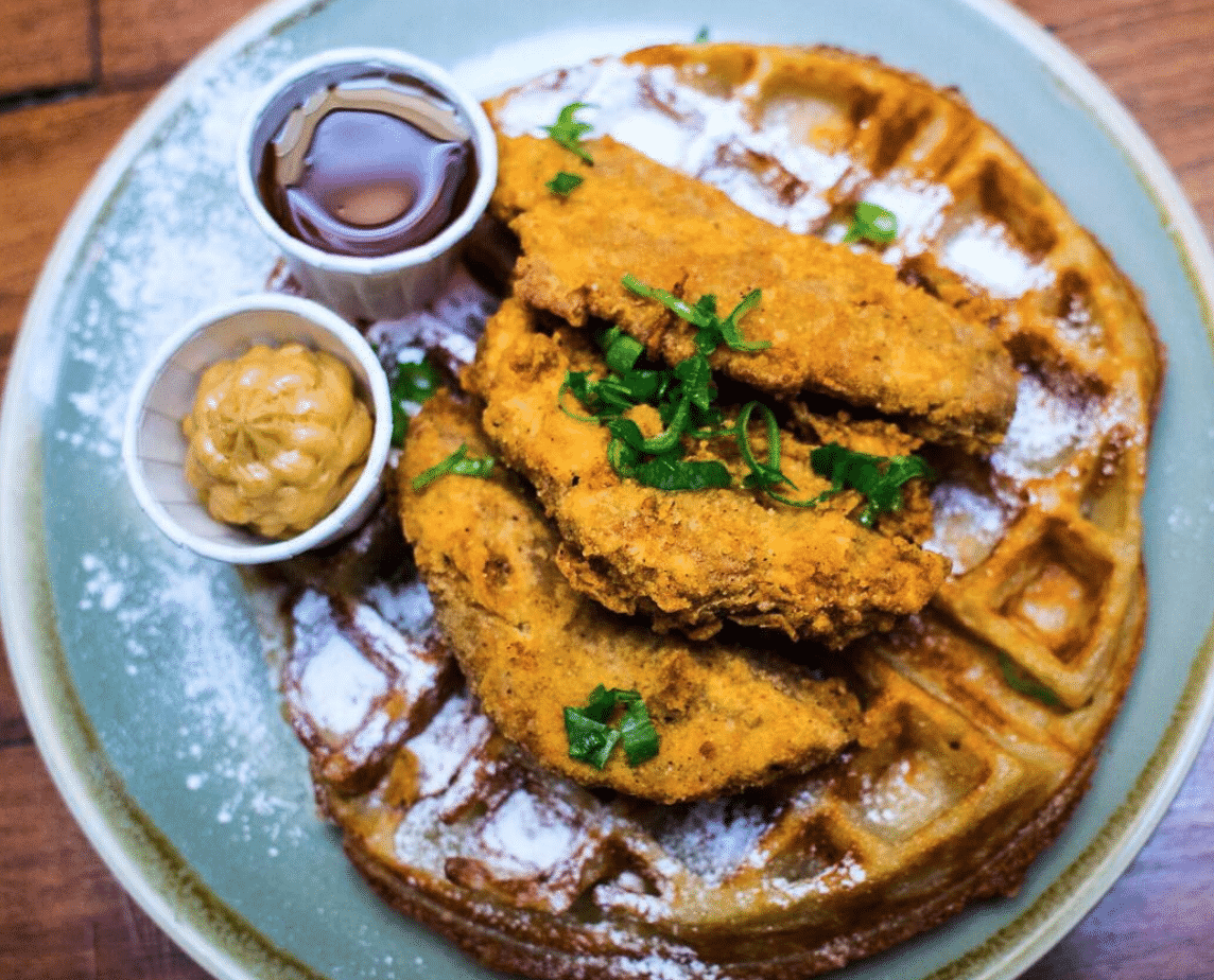 Chik n Waffles in London