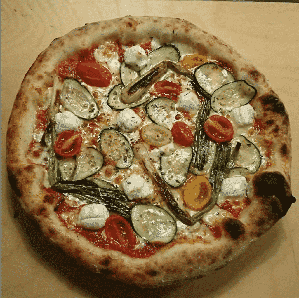 Otto Wood Fired Pizza in Birmingham