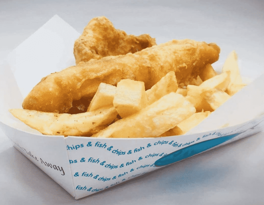 Broughton Fish & Chips in England