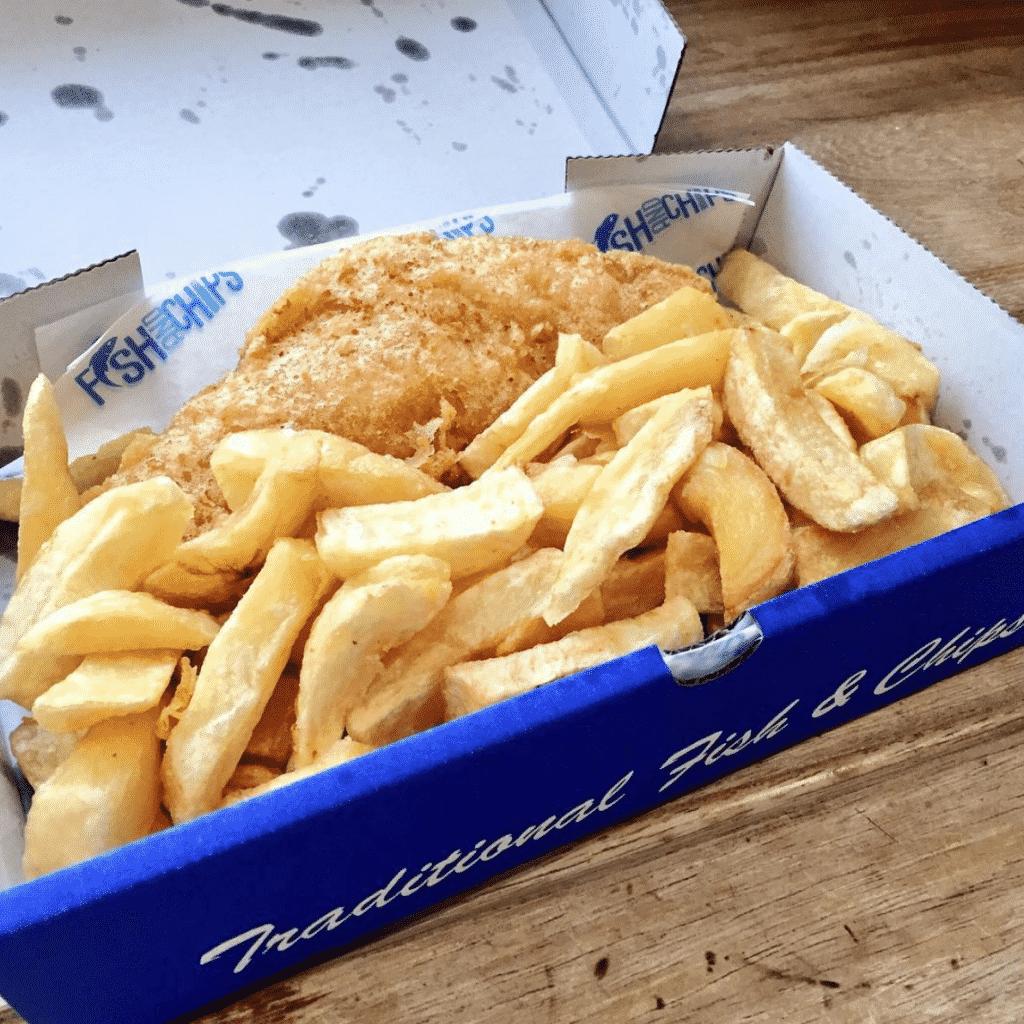 English chips