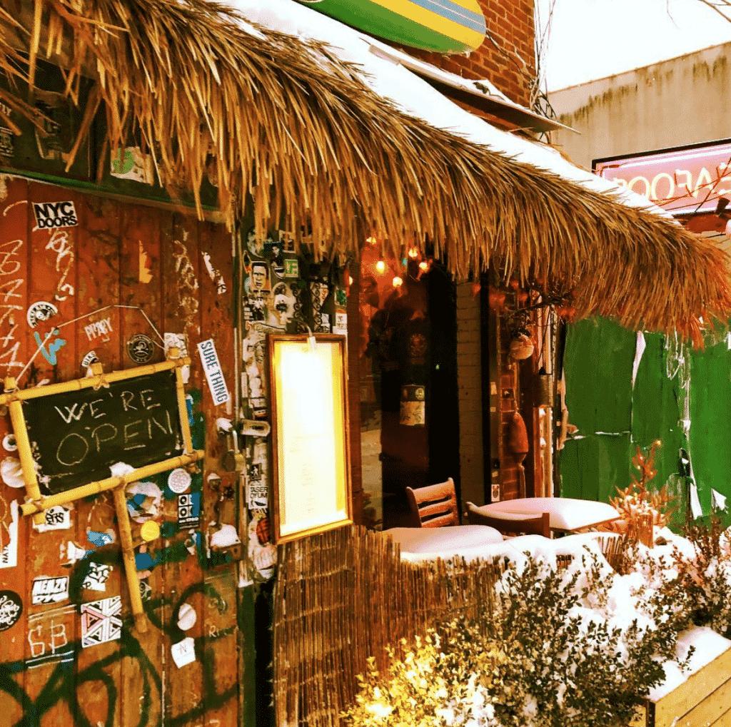 The Surf Bar In Brooklyn