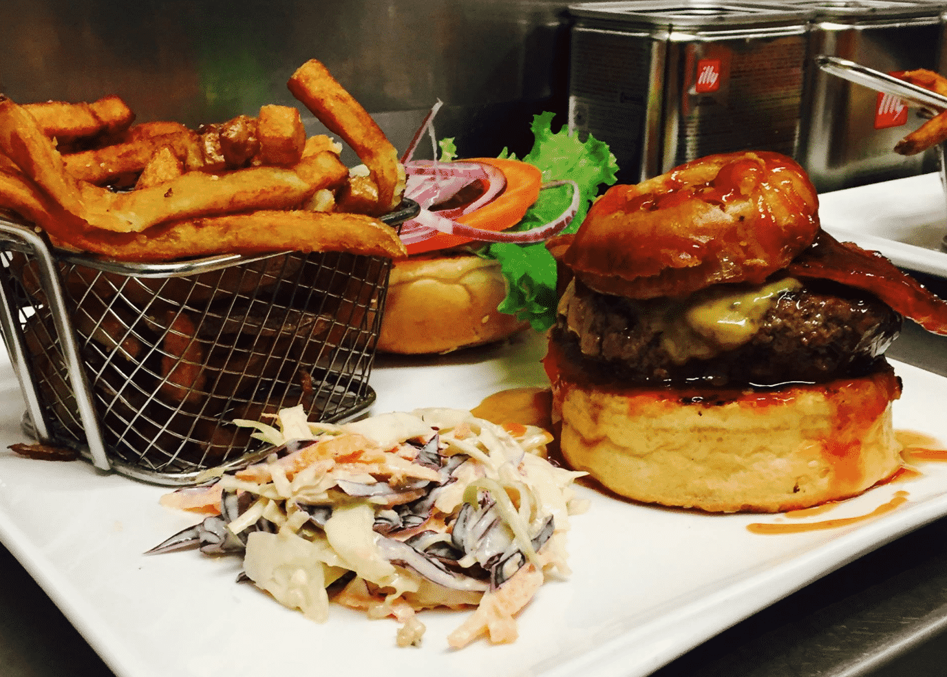 Lyon Burger