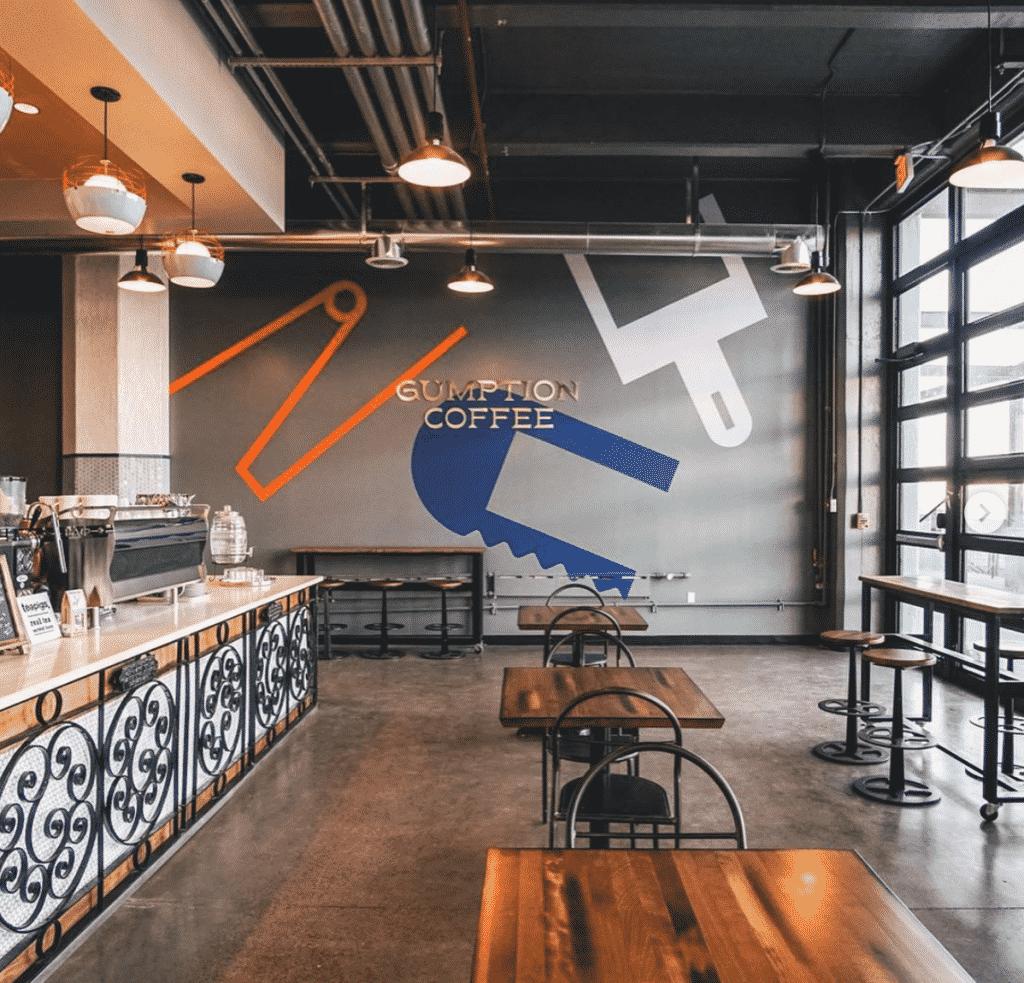 Gumption Cafe