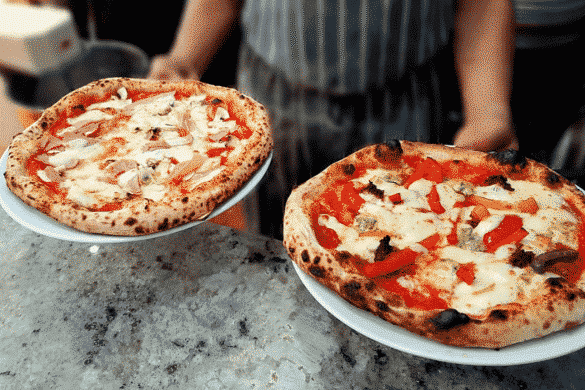 The Best Cardiff pizza