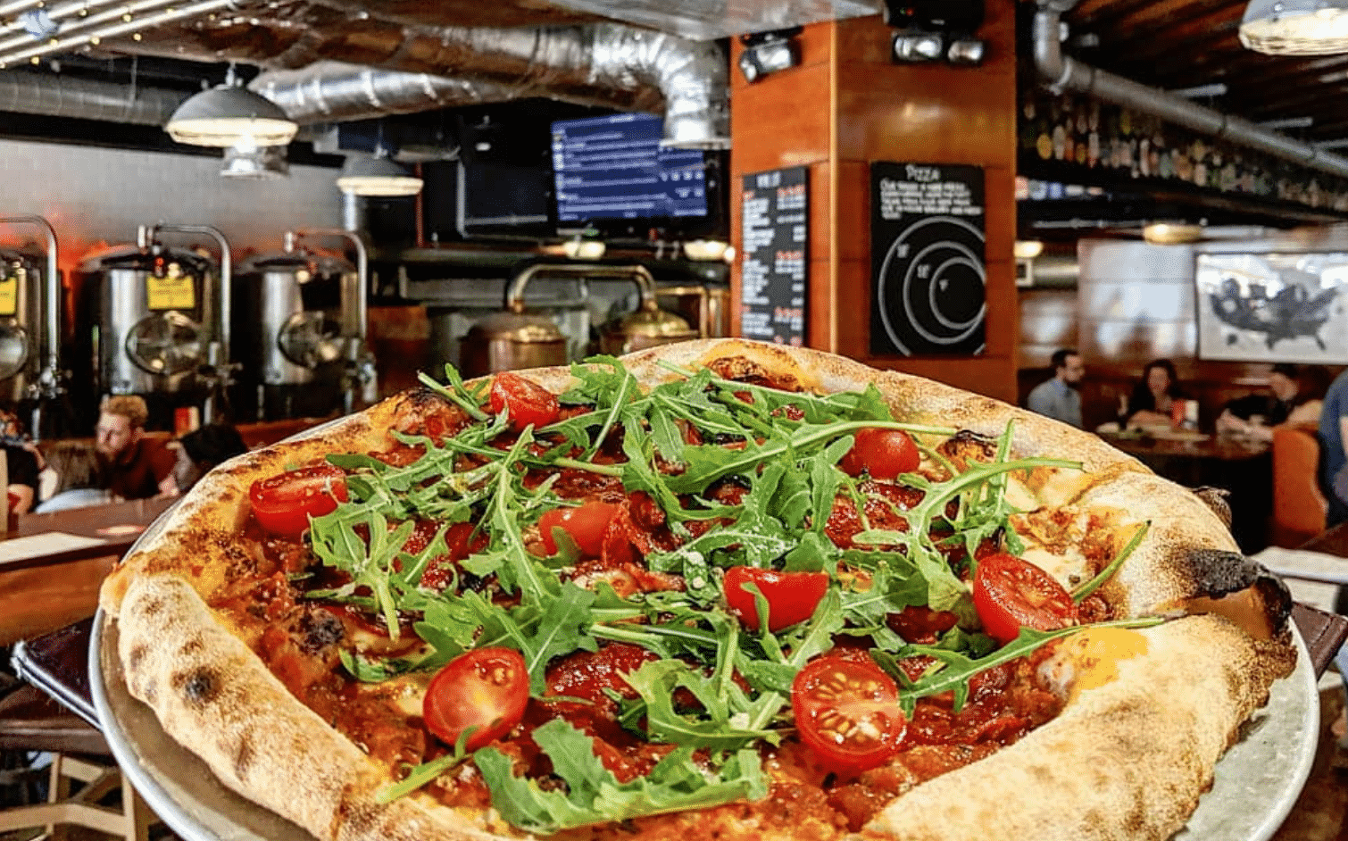 The 7 Best Pizzas In Leeds Big 7 Travel Food Guides